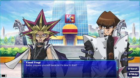 Yu-Gi-Oh! Legacy of the Duelist: Link