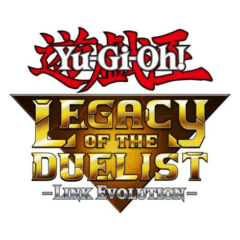 Yu-Gi-Oh! Legacy of the Duelist: Link Evolution logo en