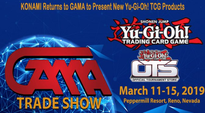 KONAMI Returns to GAMA to Present New Yu-Gi-Oh! TRADING CARD GAME Products
