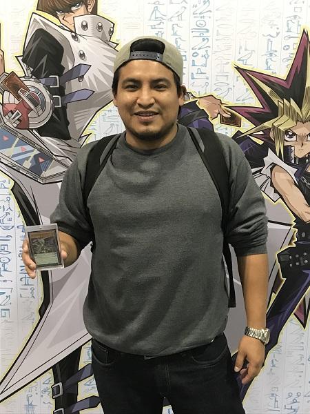 José Osores, from Peru