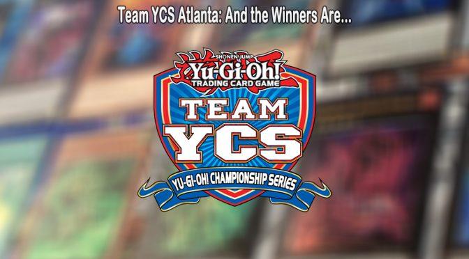 Team YCS Atlanta: And the Winners Are…