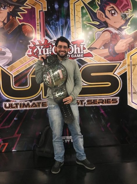 Pablo Goncalves from Brazil the Ultimate Duelist