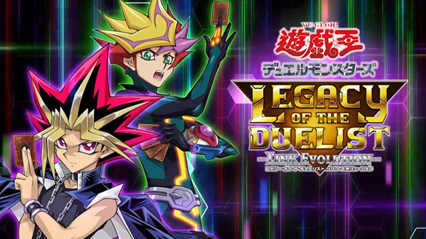 Yu-Gi-Oh! Legacy of the Duelist: Link Evolution Japanese TV Spot Released