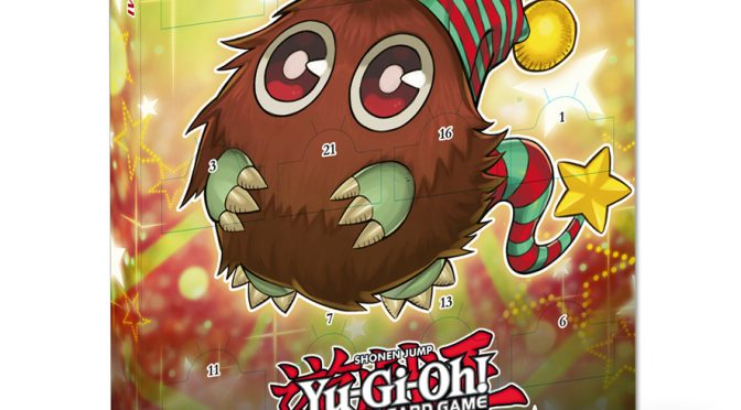 Yu-Gi-Oh! TCG – 2019 Advent Calendar Due this September
