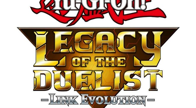 Yu-Gi-Oh! Legacy of the Duelist: Link Evolution Coming Exclusively to Nintendo Switch August 20th!
