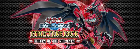 DL - Structure Deck: Return of the Red-Eyes