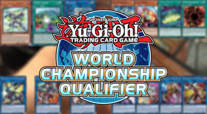 Yu-Gi-Oh! 2019 North America World Championship Qualifier Details