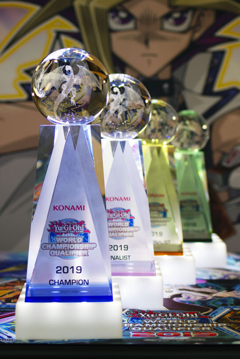 WCQ Trophys