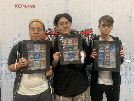 YCS Knoxville: 3v3 Team Tournament Winners