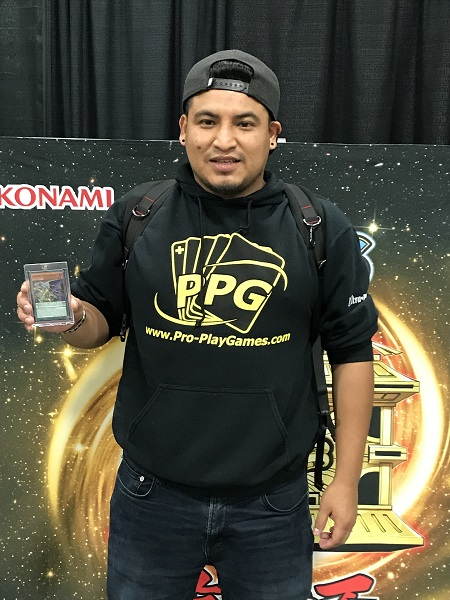 YCS Knoxville: Public Event Playoff Points Winner - Jose Osores