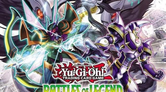 Battles of Legend: Hero's Revenge out Now
