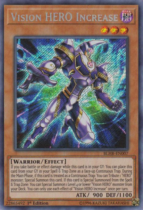 Vision HERO Increase - BLHR-EN007