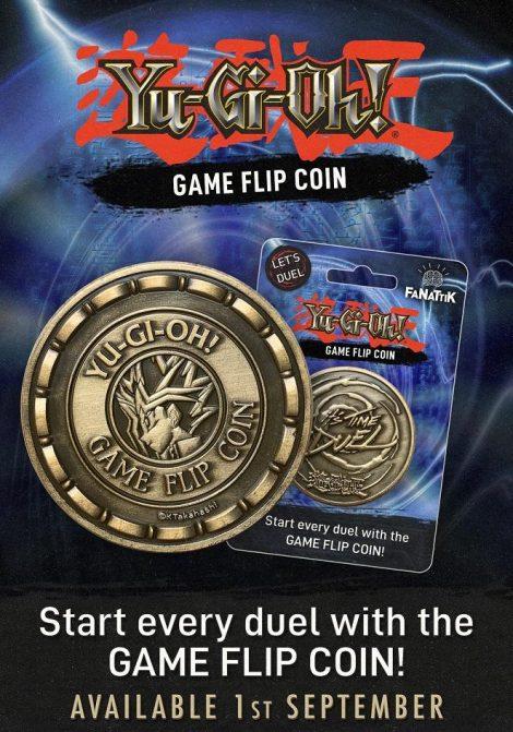 Yu-Gi-Oh! - Game Flip Coin