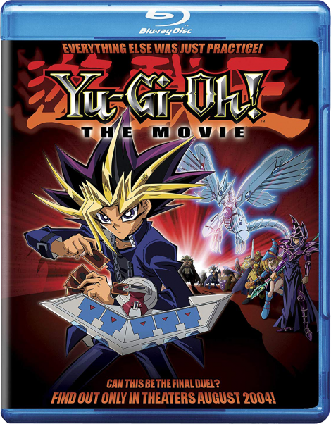 Yu-Gi-Oh! The Movie - Blu-ray Box art