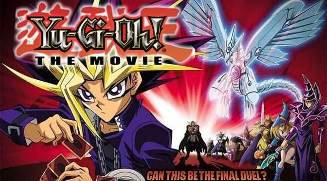 Original Yu-Gi-Oh The Movie Getting Blu-ray Re-release