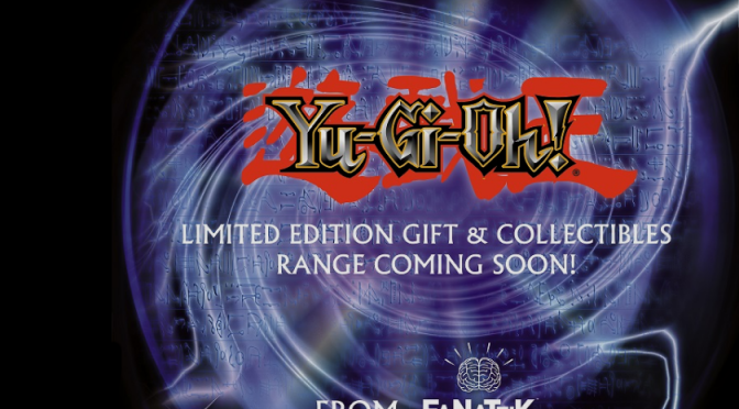 FANATTIK Gets a YU-GI-OH! Merch License