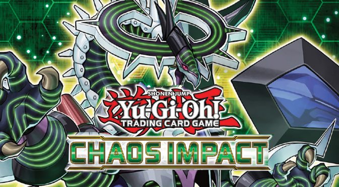 Chaos Impact, Fall 2019 100-card booster set!