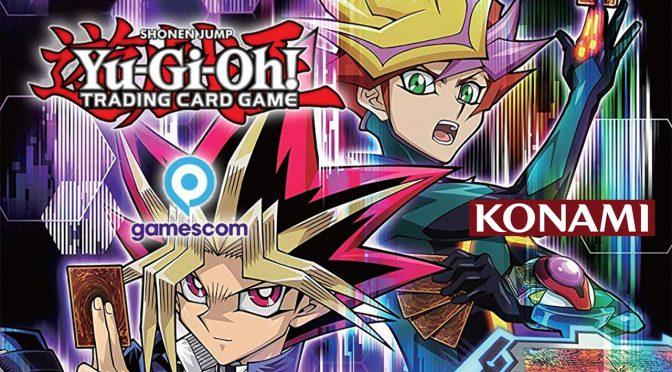 Konami Brings YU-Gi-Oh! TCG to Gamescom 2019