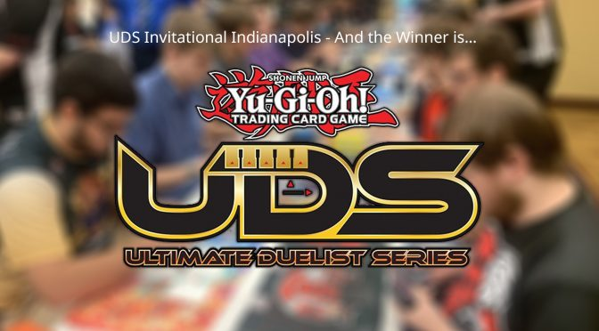 UDS Invitational Indianapolis – And the Winner is…