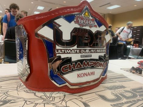 UDS Invitational Championship Belt