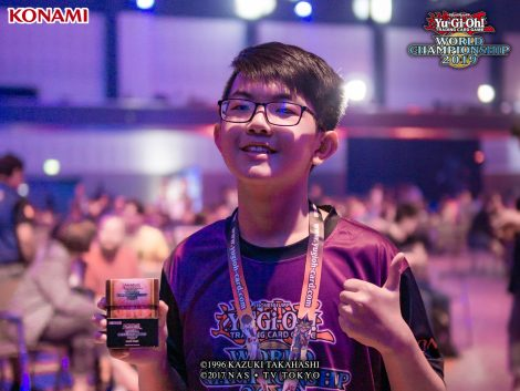 Shang en Sun from Taiwan was crowned Dragon Duel Champion