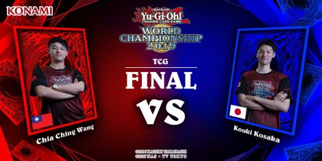 TCG Main Event Final Match