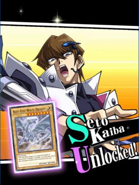 DSOD Seto Kaiba unlocked
