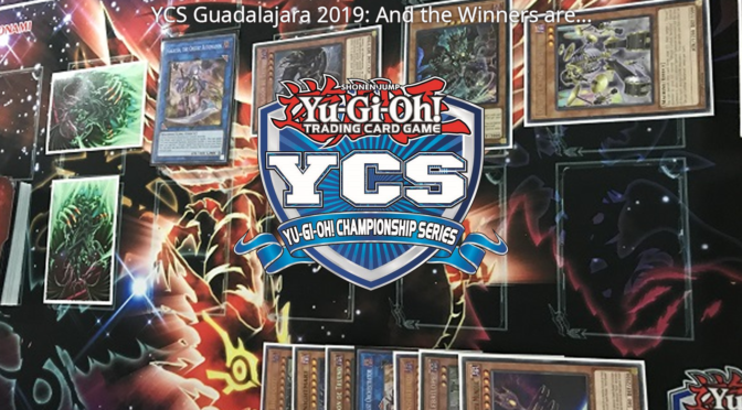 YCS Guadalajara: And the Winners are…