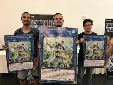 YCS Guadalajara: Saturday's ATTACK OF THE GIANT CARD!! Winners