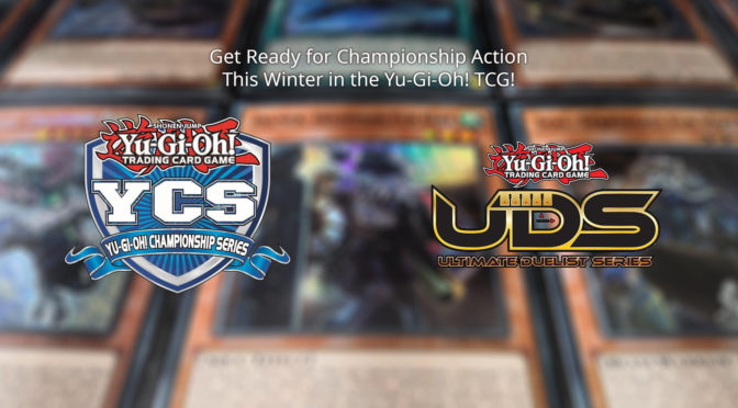 Get Ready for Championship Tournament Action This Winter in the Yu-Gi-Oh! TCG!