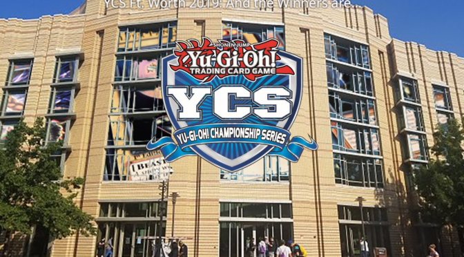 YCS Ft. Worth – And the Winners are..