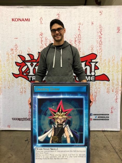 ATTACK OF THE GIANT CARD!! Speed Duel Winner - Michael Steinman