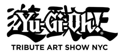 Yu-Gi-Oh! Tribute Art Show - New York City