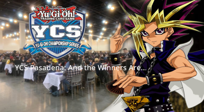 YCS Pasadena: And the Winners Are...