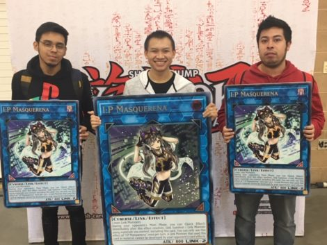 YCS Pasadena: Saturday's ATTACK OF THE GIANT CARD!! Winners!