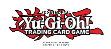 Konami Digital Entertainment Inc.'s (KONAMI) Yu-Gi-Oh! TRADING CARD GAME (TCG) - logo