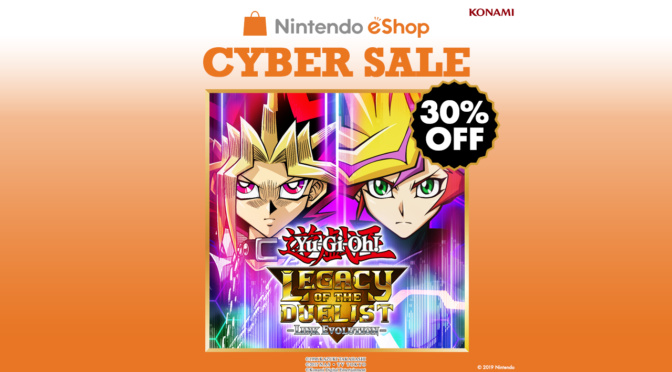 Kick-off this Thanksgiving weekend with Yu-Gi-Oh! Legacy of the Duelist: Link Evolution for 30% off