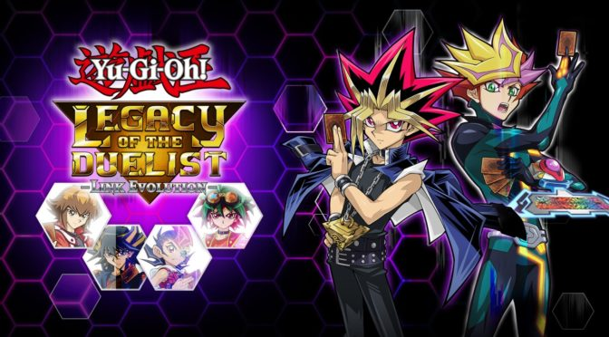 Yu-Gi-Oh! Legacy of the Duelist: Link Evolution Coming to PS4, Xbox One, and PC