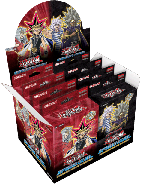 Yu-Gi-Oh! TCG Speed Duel Starter Decks: Match of the Millennium & Twisted Nightmares