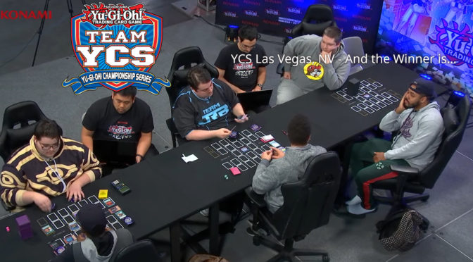 YCS Las Vegas, NV – And the Winner is…
