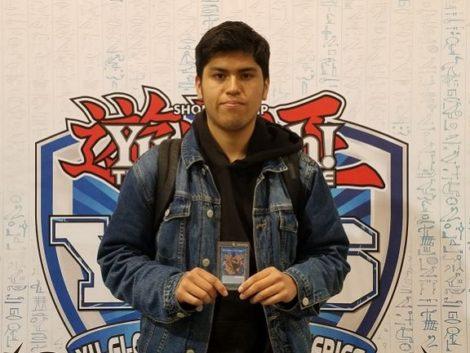 Aram Hernandez winner of the Random Public Events Playoff!