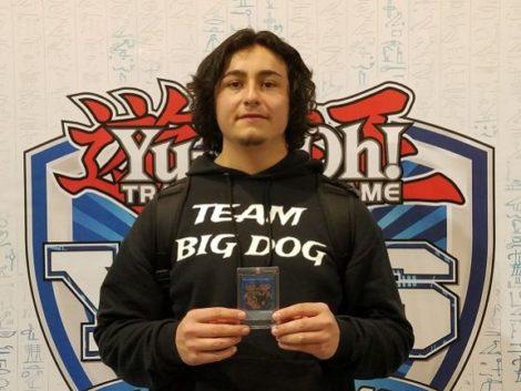 Nicholas Hernandez won the Public Events Points Playoff!