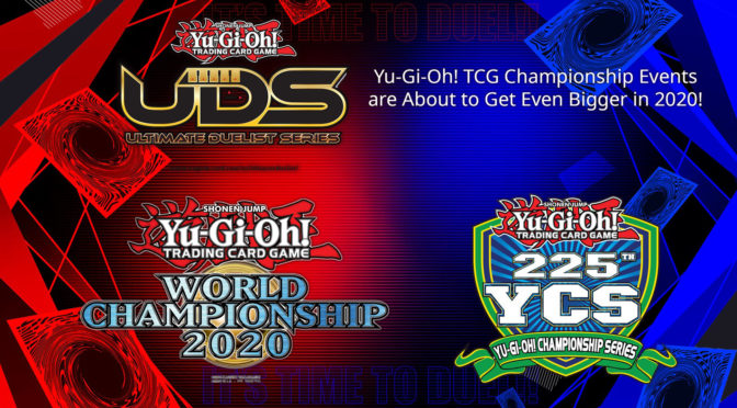 Yu-Gi-Oh! TCG Championship Events are About to Get Even Bigger in 2020!