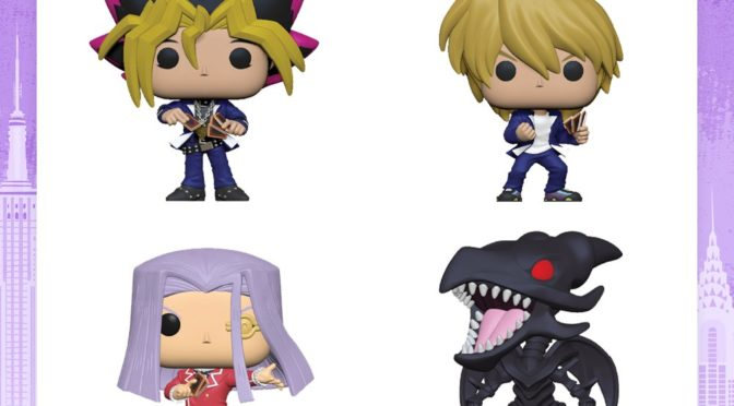 NEW Yu-Gi-Oh! Funko Pops up for Pre-Order at the Toy Fair 2020
