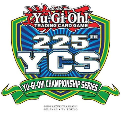 YCS 225 will be held in Rio de Janeiro, Brazil on March 14th