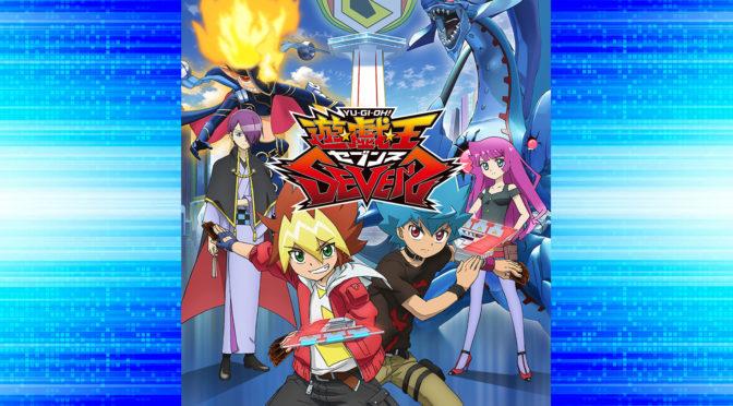 Yu-Gi-Oh! Sevens Anime Revels an April 4 Premiere