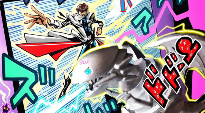 Yu-Gi-Oh Creator Uses Kaiba to Raise Awareness of Coronavirus in New Art