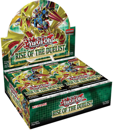 Rise of the Duelist Booster Set