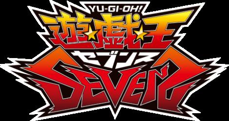 Yu-Gi-Oh! SEVENS logo Japanese