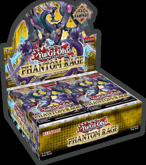 Phantom Rage booster set